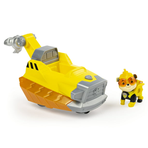 PAW Patrol Mighty Pups Charged Up Rubble's Deluxe Vehicle Only $11.86