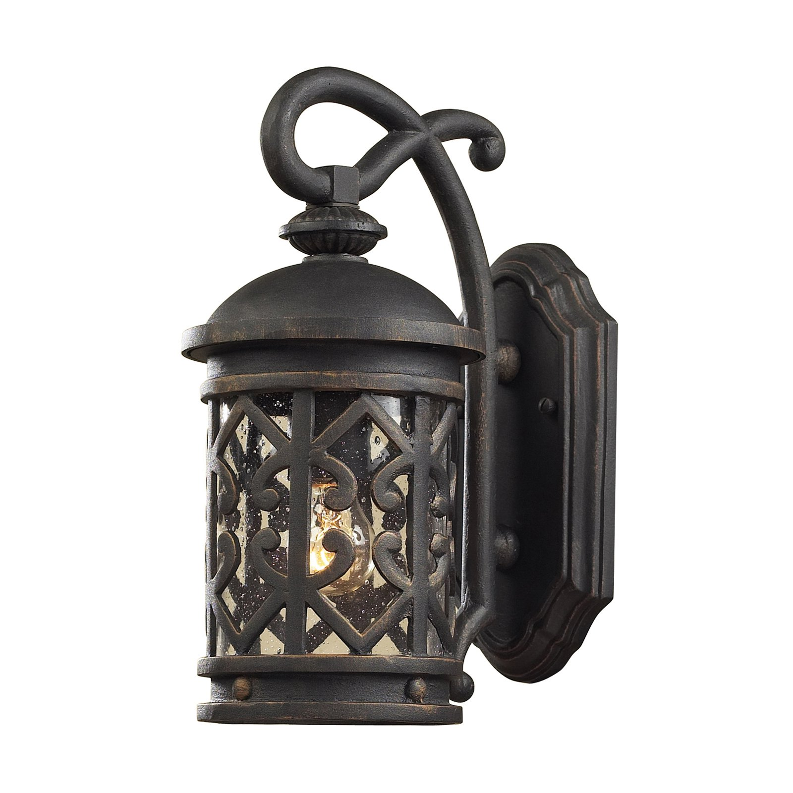 ELK Lighting Tuscany Coast 42060 1 1-Light Outdoor Wall Sconce by Elk Lighting