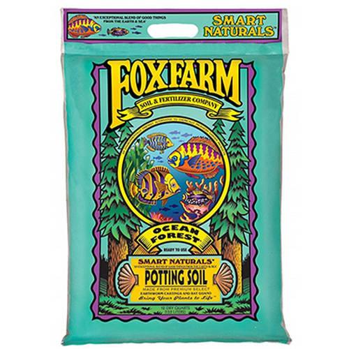 HYDROFARM INC-FOXFARM FX14053 Foxfarm, 12 qt, Ocean Forest Potting Soil
