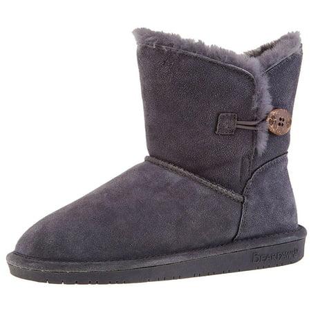 BEARPAW Women's Rosie Winter Boot (Best Winter Dress Boots)
