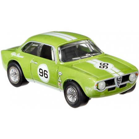 Hot Wheels Car Culture Alfa Romero Giulia Sprint (Gta V Best Four Door Car)