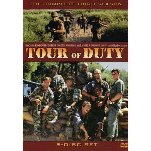 Tour Of Duty: The 3rd Season