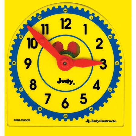 Frank Schaffer Publications/Carson Dellosa Publications My Own Little Judy Clock with