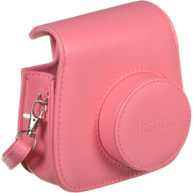 Fujifilm Groovy Camera Case for Instax Mini 9, Flamingo Pink