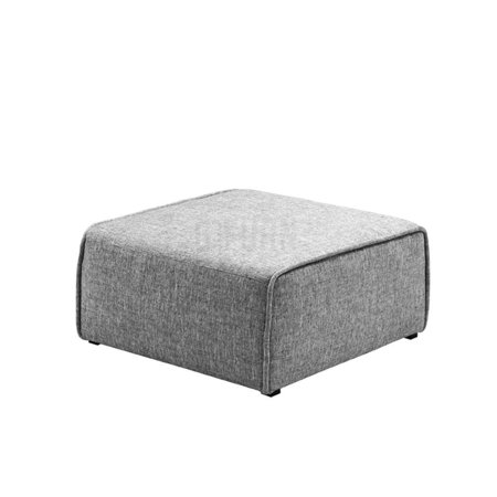 L-Shaped 3 Seater Right Sectional Chaise Modern Sofa - Björn - image 1 de 5