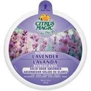 Citrus Magic On the Go Refreshing Lavender Solid Odor Absorber, 8 oz