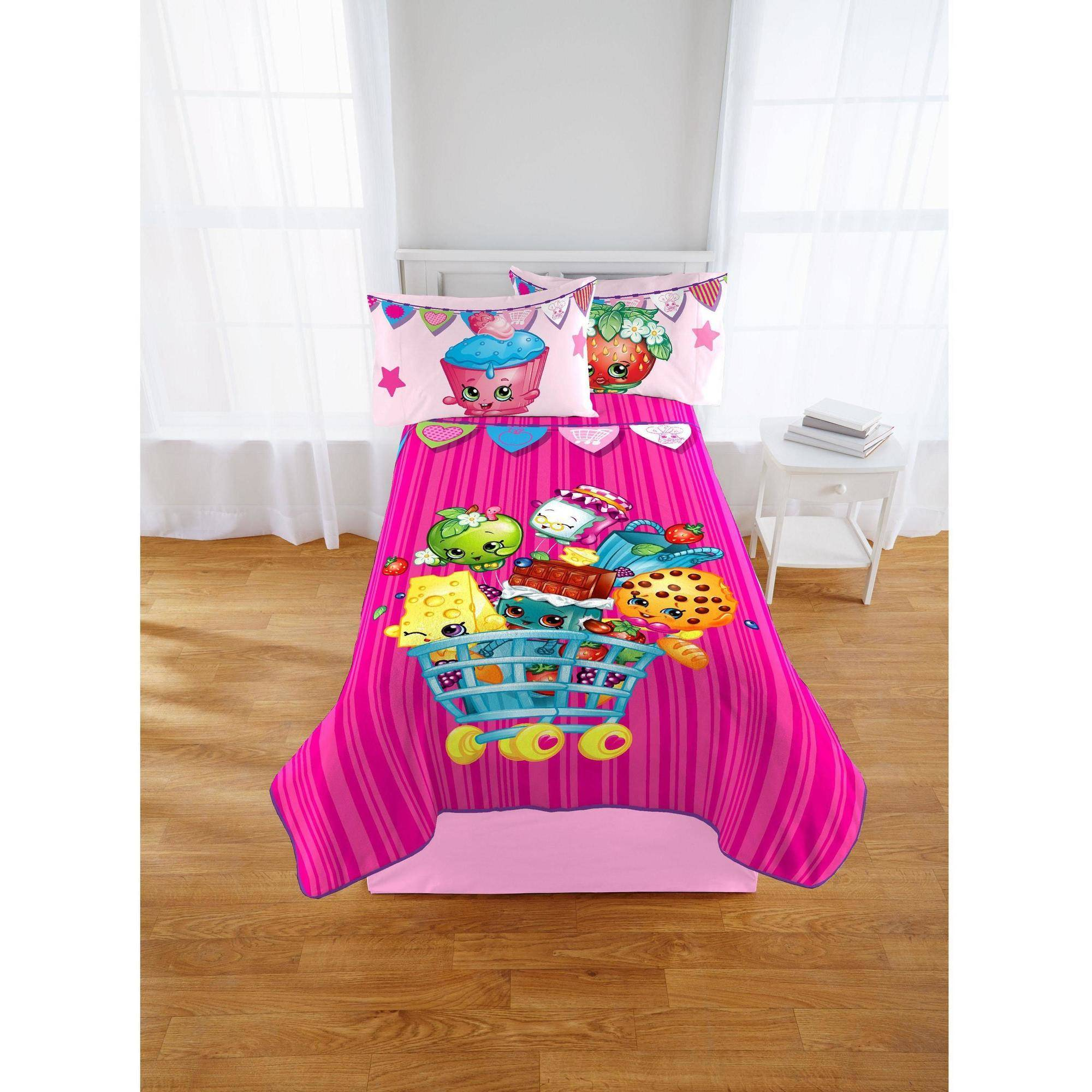 Shopkins Blanket