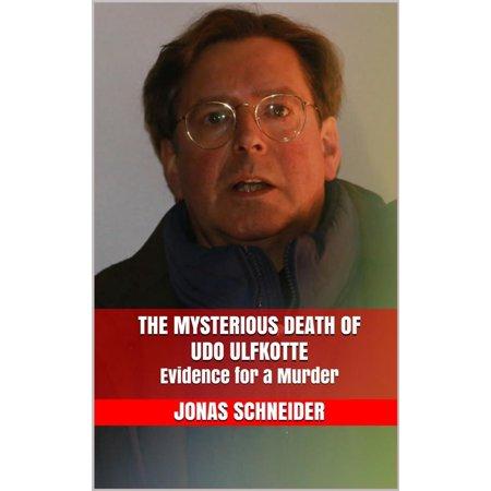 big sale 86217 e9c0d The Mysterious Death of Udo Ulfkotte - eBook
