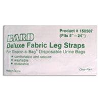 "Bard Deluxe Fabric Leg Bag Straps, 24"" x 3/4"""