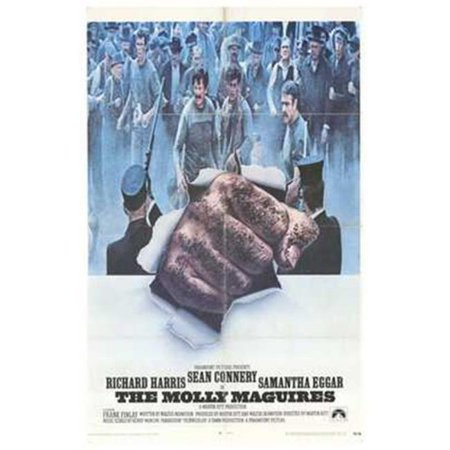 Posterazzi MOV209023 The Molly Maguires Movie Poster - 11 x 17 in. - image 1 de 1