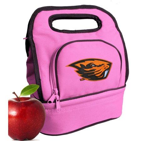 CUTE OSU Beavers Lunch Bag Girls or Womens Oregon State Lunch Bags