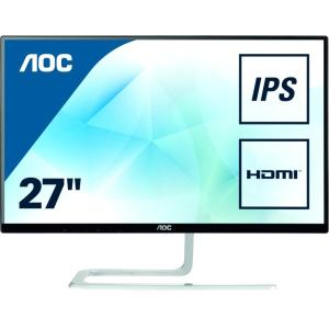 "AOC I2781FH 27"" Full HD LED Frameless IPS Monitor"