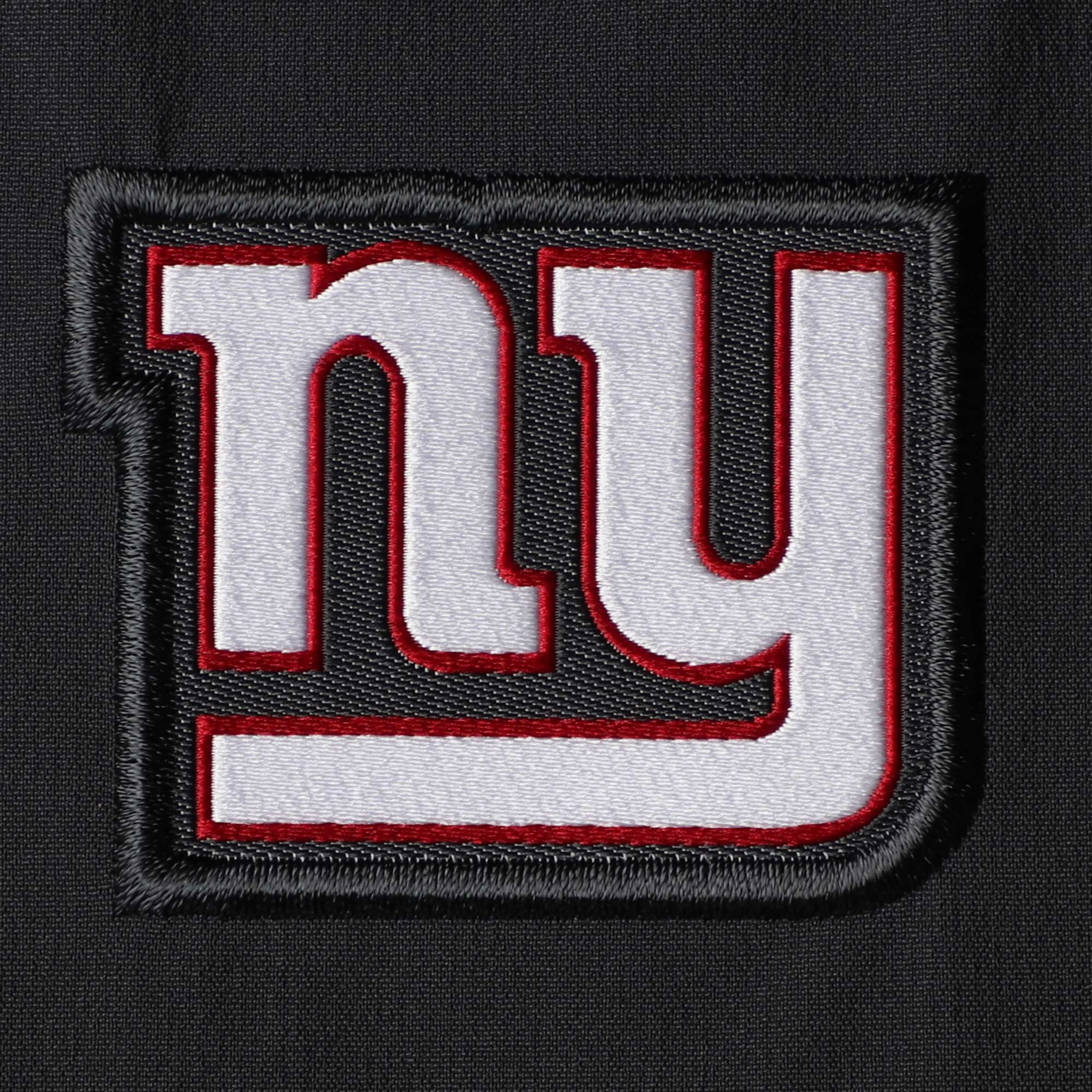 c8a2e8462 New York Giants Nike Sideline Fly Rush Performance Pullover Hooded Vest -  Charcoal - Walmart.com