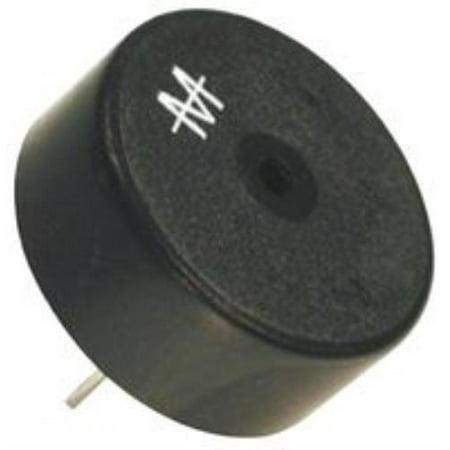 5X Mallory Sonalert Pk-21N30Pq Transducer, Piezo, 3Khz, 80Db, 30Vdc