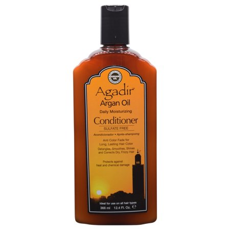 Agadir Argan Oil Daily Moisturizing Conditioner 12.4 Oz California Daily Moisturizing Conditioner