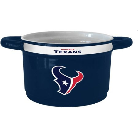 NFL Houston Texans Ceramic Game Time Bowl