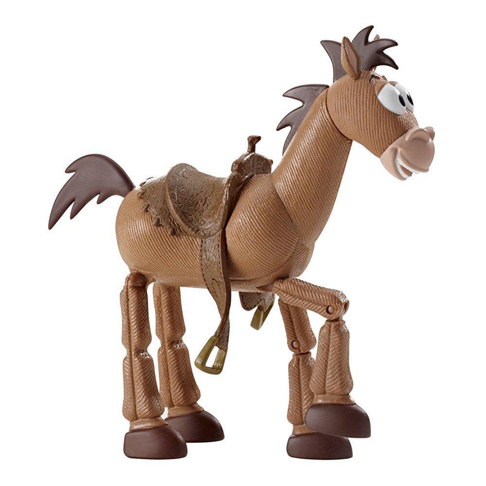Mattel toy story deluxe bullseye figure