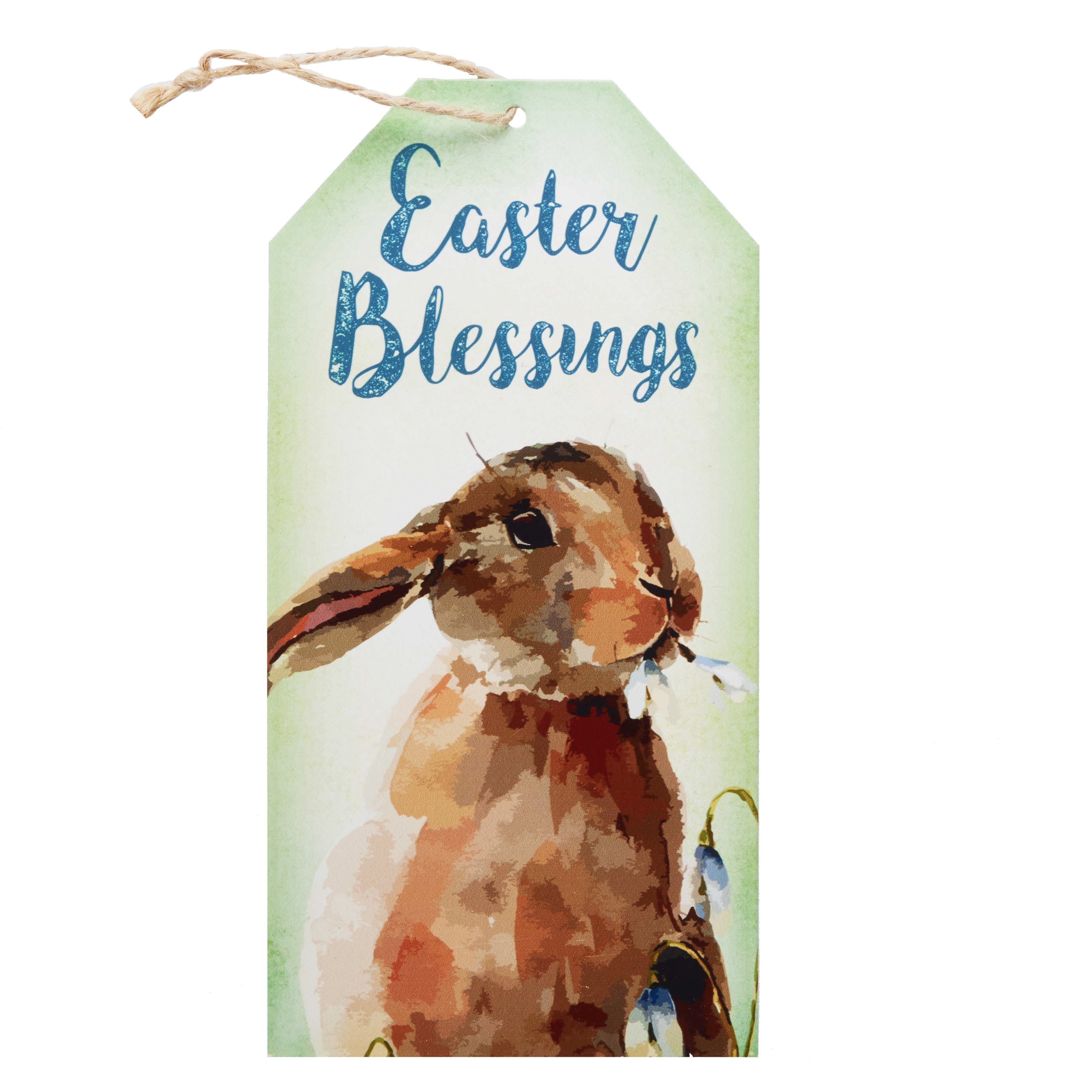 Way To Celebrate Easter Blessings Metal Hanging Decor