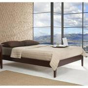 Modus Newport Simple Platform Bed in Cordovan - (Twin)