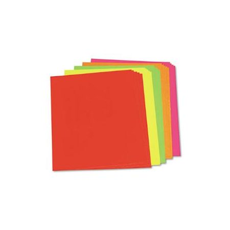 neon color poster board 28 x 22 green pink red yellow 25 carton