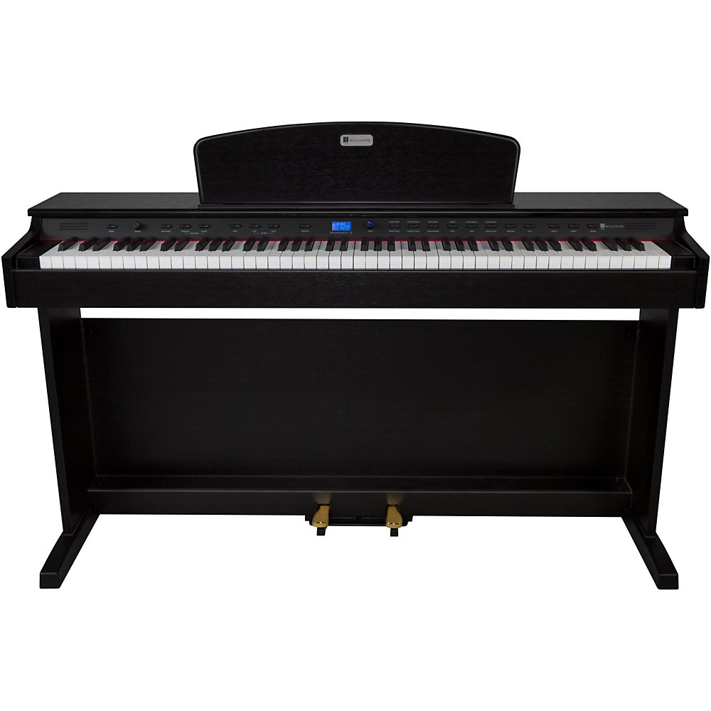 Click here to buy Williams Rhapsody 2 88-Key Console Digital Piano by Williams.