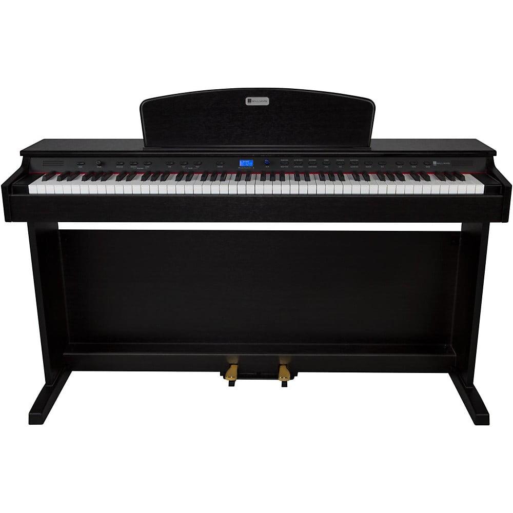 Williams Rhapsody 2 88-Key Console Digital Piano by Williams