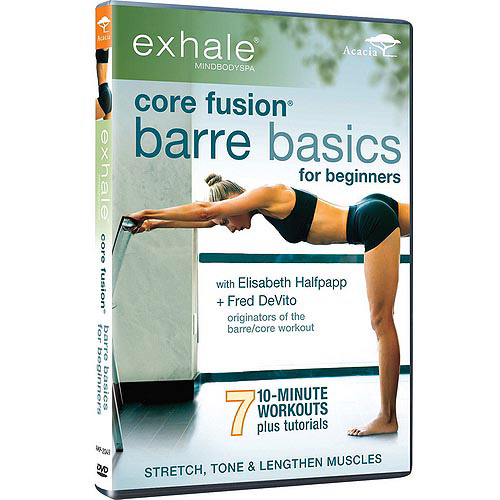 Exhale: Core Fusion - Barre Basics For Beginners (Widescreen)