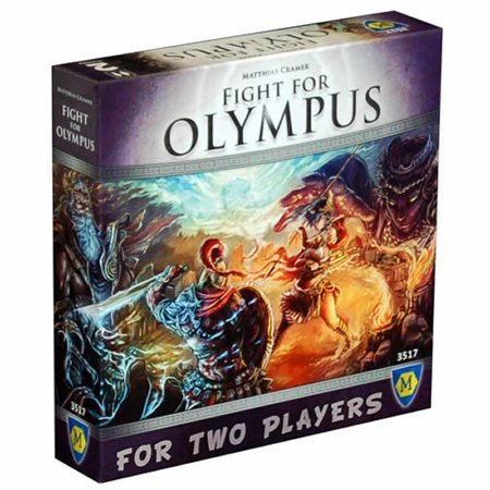 Fight For Olympus Board Game Mayfair ()