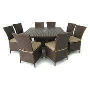 Creative Living Salinas 9 Piece Dining Set