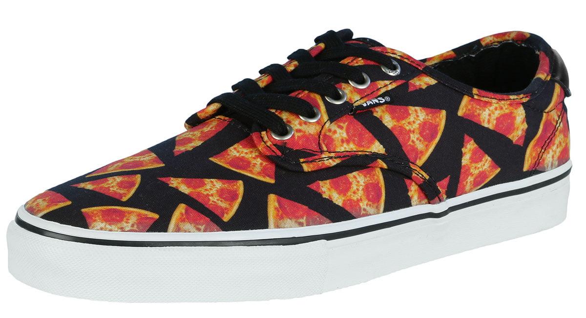 2a58da8593b564 Vans - Vans Men s Chima Ferguson Pro Digi Pizza Skateboarding  Shoe-Digi-Pizza Black - Walmart.com
