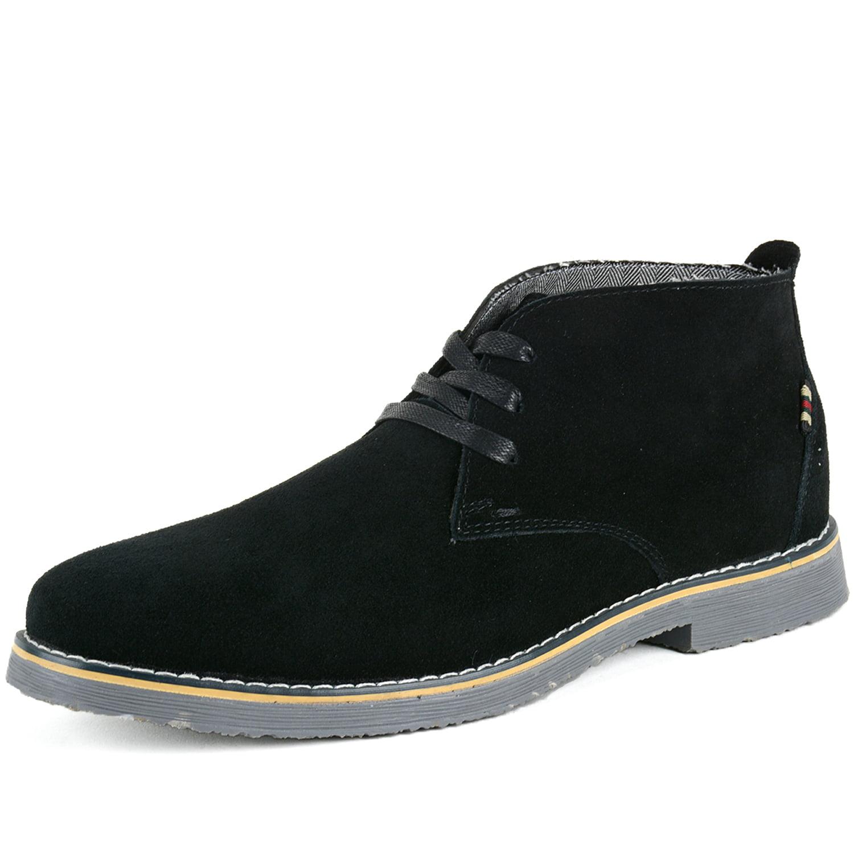 65b638ecc70 Alpine Swiss - Alpine Swiss Beck Mens Suede Chukka Desert Boots Lace Up  Shoes Crepe Sole Oxford - Walmart.com