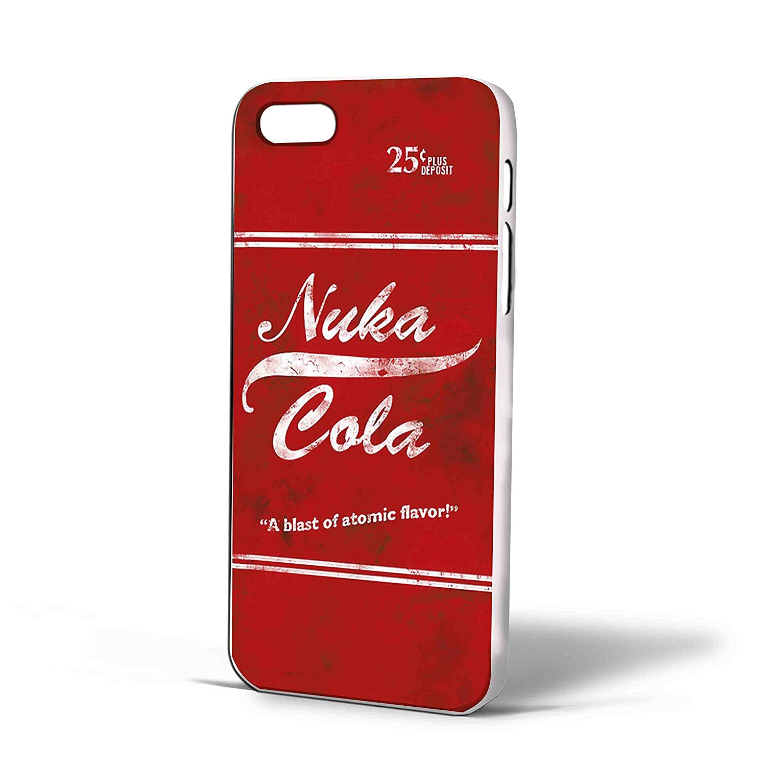 Ganma Nuka Cola Design Case For iPhone Case (Case For iPhone 6s White)