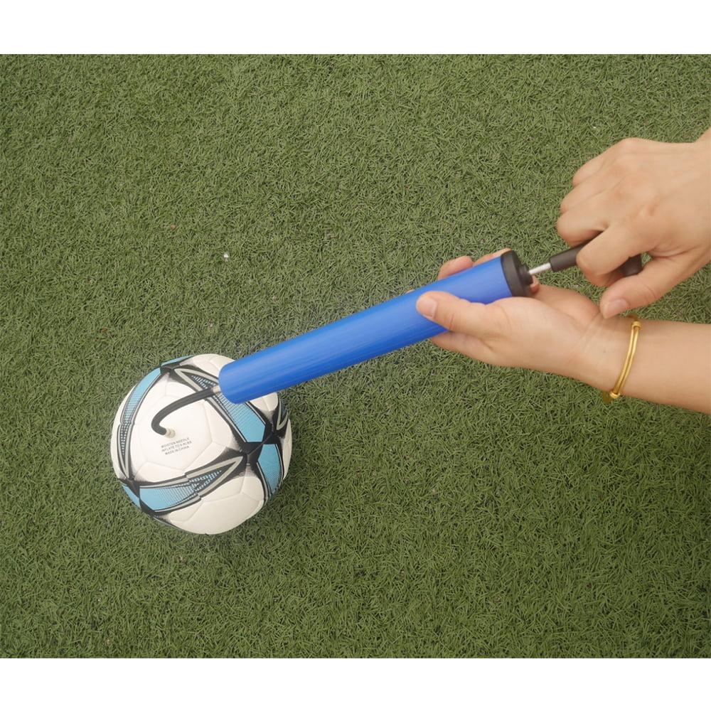 Zimtown Soccer Hand Air Inflator Pump for Needle Football Basketball