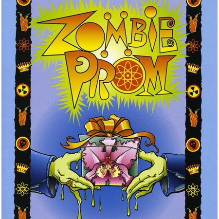 Zombie Prom / Various (CD) - Zombie Prom King