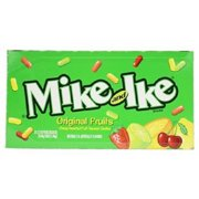 Product Of Mike&Ike, Original Fruits, Count 24 (1.8 oz) - Sugar Candy / Grab Varieties & Flavors