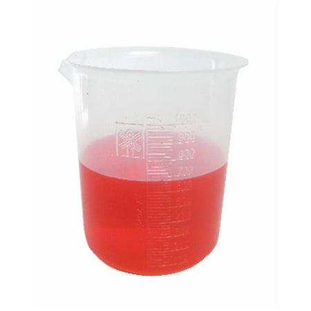 1000 Beakers (American Educational Products 7-100-1000 Beaker, Polypropylene - 1000 Ml. )