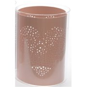 Northlight Seasonal Basic Luxury Glass Hurricane