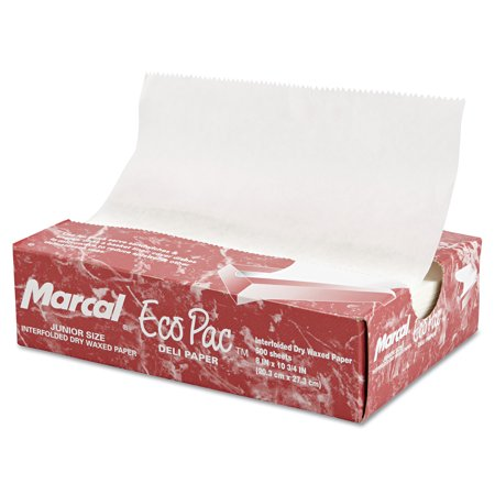 MRCL ECO PAC DL PPR WHT BOX