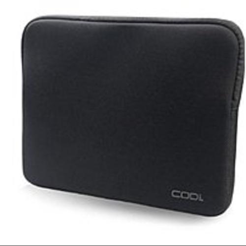 CODi - Protective sleeve for tablet - neoprene, ballistic nylon - black - for Apple iPad (3rd generation); iPad 1; 2; iPad with Retina display (4th generation)