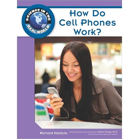 How Do Cell Phones Work? Cell phones have changed the way people live, work, and communicate with each other. Since the first handheld phone was created in 1973, cell phones have only increased in popularity. How Do Cell Phones Work? delves into the science behind cell phones and the reasons for their popularity, from their portability to unique features, with full-color photographs and illustrations.