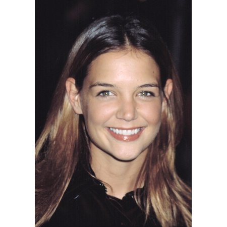 Katie Holmes At The Premiere Of Red Dragon Rolled Canvas Art     8 X 10