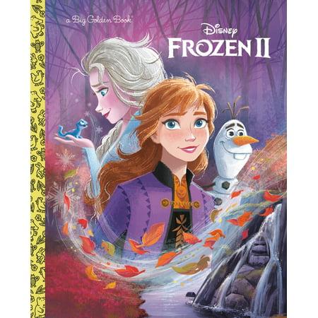 Frozen 2 Big Golden Book (Disney Frozen 2) (The Big Year Book)