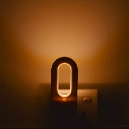 Magnificent 2Pack Motion Sensor Led Night Light Plug In Motion Night Ligh For Hallway Bathroom Stairs Kitchen Garage Bedroom Warm White Beutiful Home Inspiration Xortanetmahrainfo