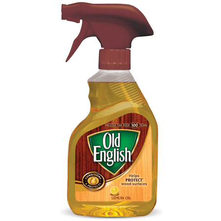 Old English Lemon Oil Furniture Polish, 12oz Bottle