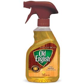 Weiman Wood Polish Lemon Oil 16 Oz