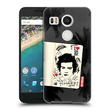 OFFICIAL ONE DIRECTION FANPHERNALIA HARD BACK CASE FOR LG PHONES 1