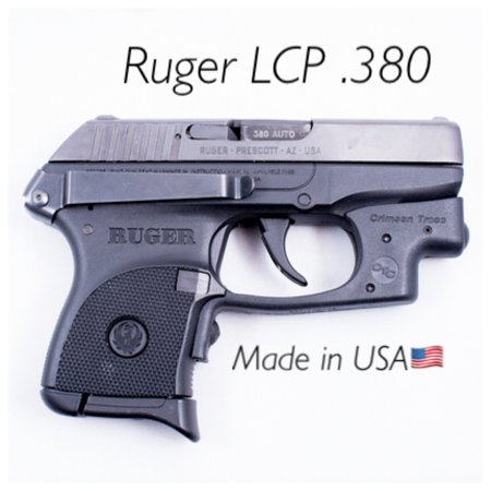 Clipdraw Concealed Carry Mount for Ruger LCP .380 --