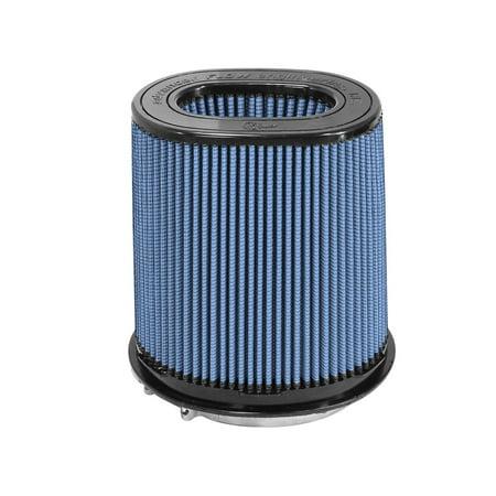 aFe MagnumFLOW Air Filter Pro 5 R 6.75inX4.75in F x 8.25inX6.25in B (INV) x 7.25X5in T (INV) x 9in ()