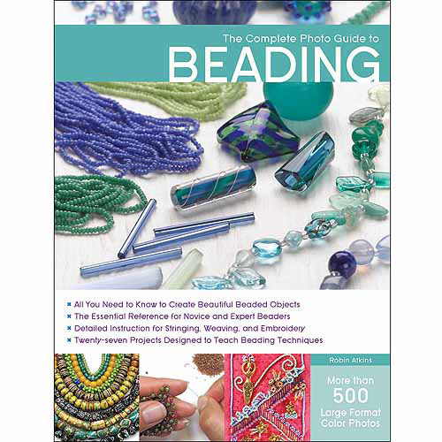 Creative Publishing International, The Complete Photo Guide to Beading
