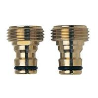 Brass Male Quick Connector